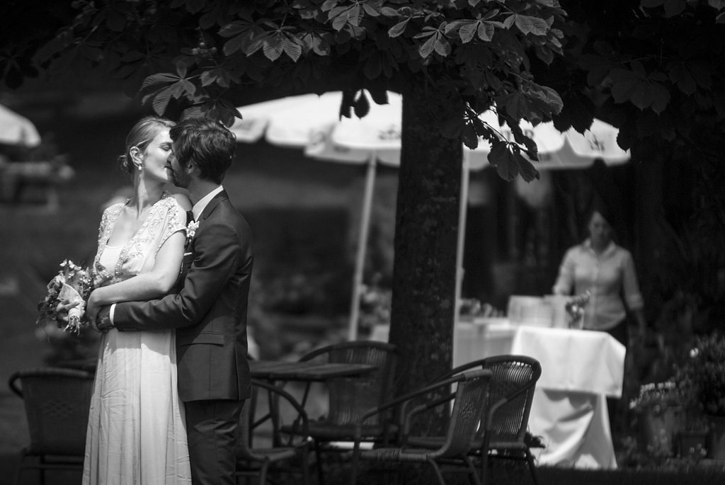 Hochzeitskuesse