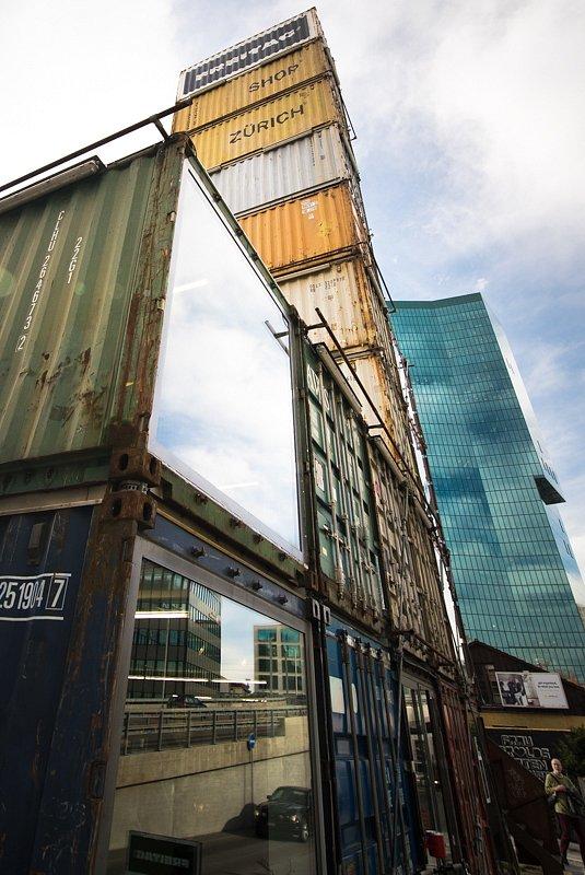 Containerrauung